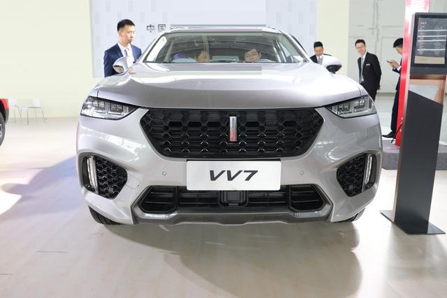 7月仅卖了1100多辆,但WEY VV7的这4个特点依旧让车主满意