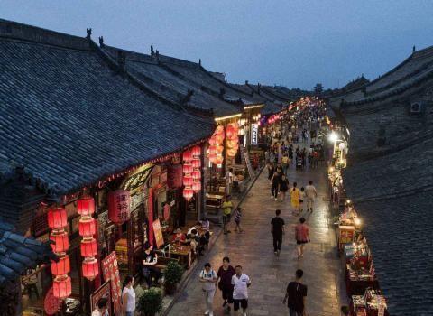 """山西""""最值得去的""""平遥古城:历史文化气息浓厚,国庆旅游首选"""