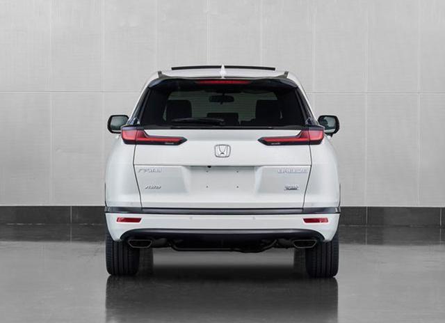 比CR-V更好看的姊妹车型来了,网友:定价合理肯定大卖!