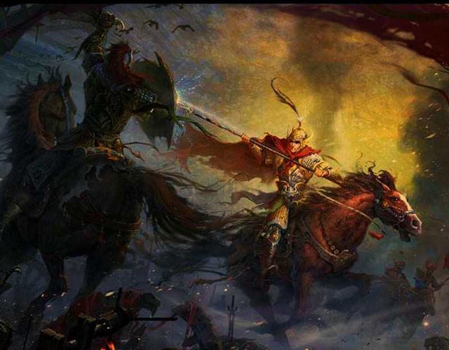赤胆忠心猛将李荣,勇授战马惊险救主