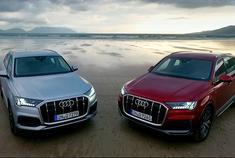 视频:2020 全新奥迪 Audi Q7 动态 外观 展示