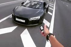 视频:汽车视频:奥迪R8 纠正跑车正确驾驶方式