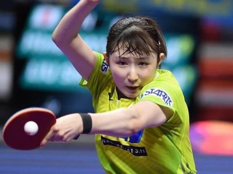 早田希娜被淘汰出局!赢了2位国乒选手,却输给一位前中国运动员