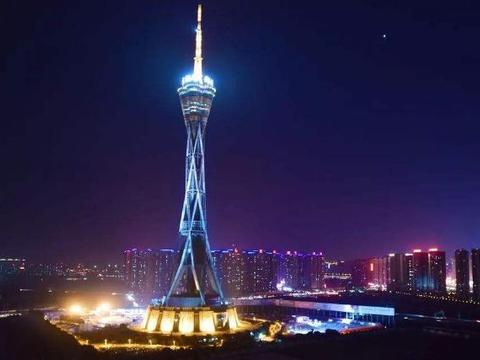 河南最失败的一座铁塔,比东京铁塔还要高,却很少有人知道
