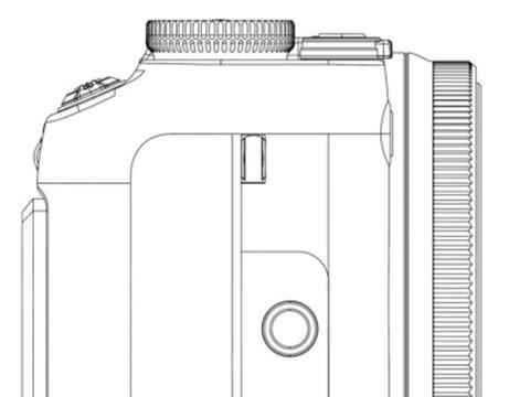外观科幻,富士发布 Fujifilm GFX 模块化相机设计图