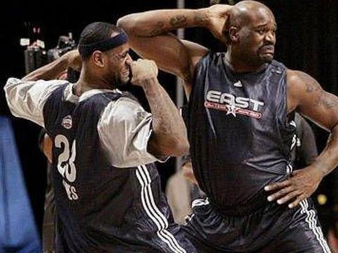 此三人力量冠绝NBA联盟!一人堪称灭霸,一人找不到敌手