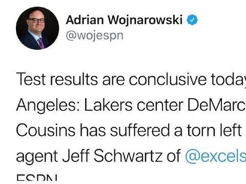 蝴蝶效应!考辛斯受伤之后,受影响最大的是这几位NBA业内人士