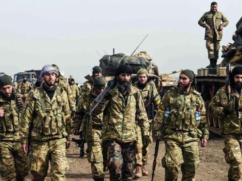 土耳其终于出手,派精锐部队包围美军!五角大楼呼吁保持冷静