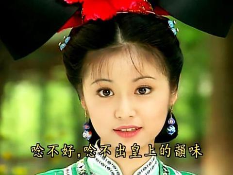王艳林心如祝绪丹赵丽颖刘亦菲蒋欣,谁穿绿衣最美最惊艳?