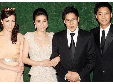 郭晶晶老公和吴敏霞老公近照,同是世界冠军老公,婚后天差地别!