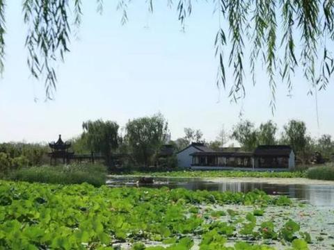 比水上公园还要大!天津又一座古典风格公园将于国庆节与大家见面