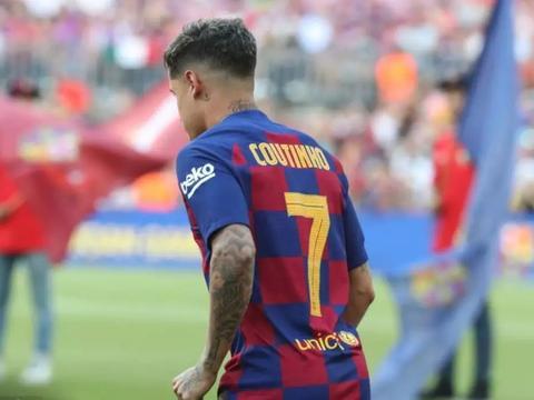 库蒂尼奥租借加盟德甲班霸,为巴萨腾出薪资空间迎回内马尔