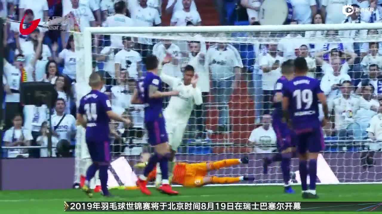 视频-阿扎尔伤缺 皇马客战塞尔塔目标三分
