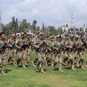 叙最大叛军被美国抛弃,决定投靠叙俄联军,献出25亿桶石油产区