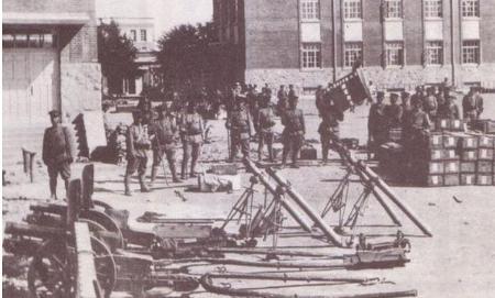 最大口径240毫米,抗战爆发前的东北军工,曾生产的9大著名火炮