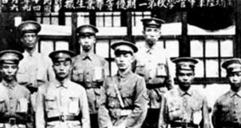 黄埔军校大神级人物,毛主席说:如果此人不死,抗战不用14年