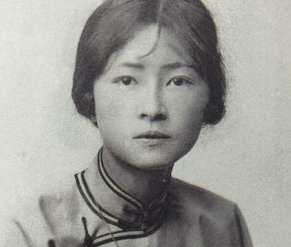 林徽因在美求学的8张美照:气质如兰温婉如玉,知性优雅令人着迷