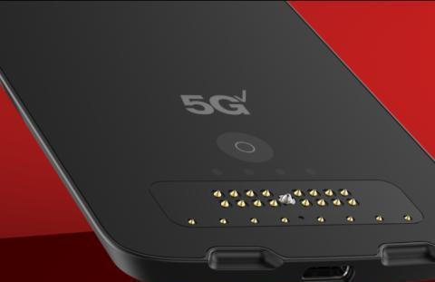 联想最新产品发布,两年的旧手机通过它可获得5G网