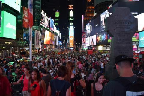 中國游客赴美旅游興致降低 紐約旅游生意不如從前