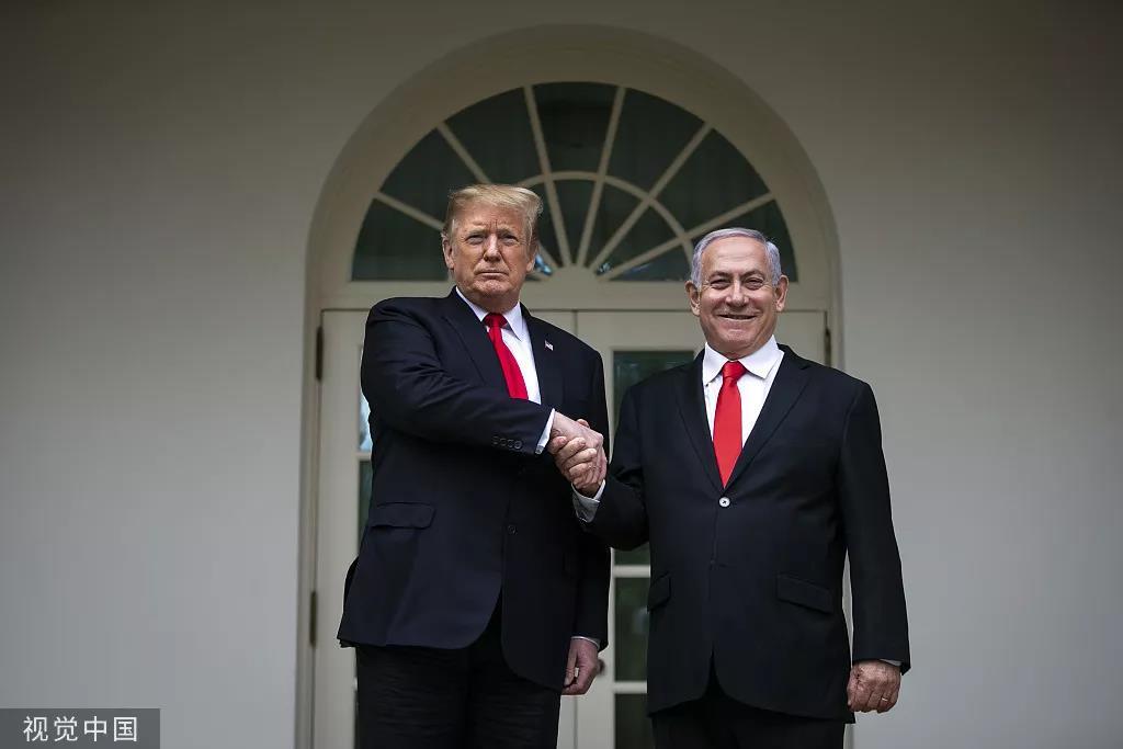 特朗普要求以色列禁止两名美国女议员入境,这是啥操作?