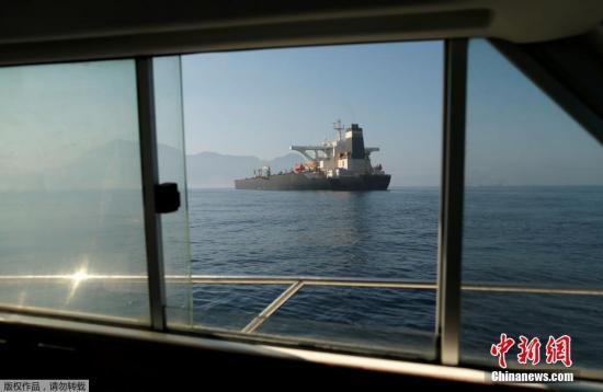美拟继续扣押伊朗油轮?仍需由直布罗陀法院裁定|直布罗陀|伊朗