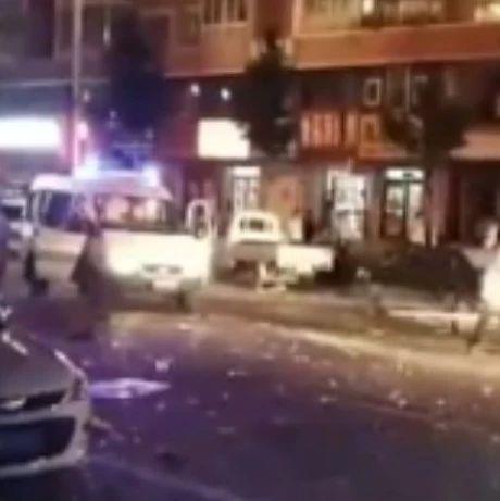 4死16伤!辽宁一餐馆液化气钢瓶泄漏引发爆炸……