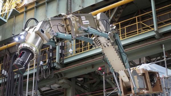 日本愿为朝鲜拆核反应堆提供机器人 福岛核电站曾用