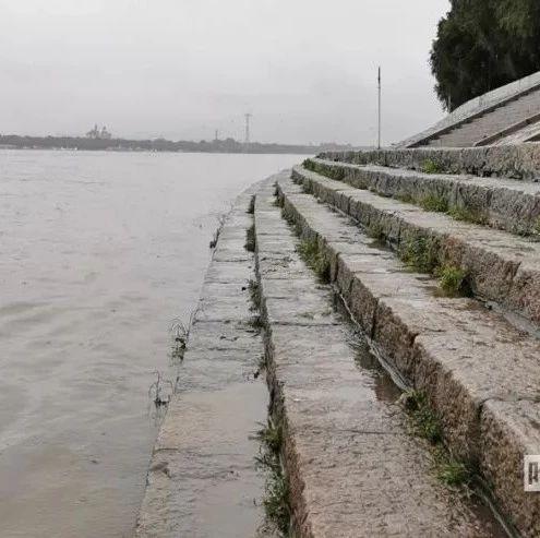 多河段超警戒水位!市水务局下发《紧急通知》:当前我市已进入防汛最关键时期丨未来我市仍多降雨