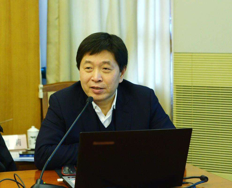 东华大学暑期党政一把手双双迎新人:俞建勇任校长