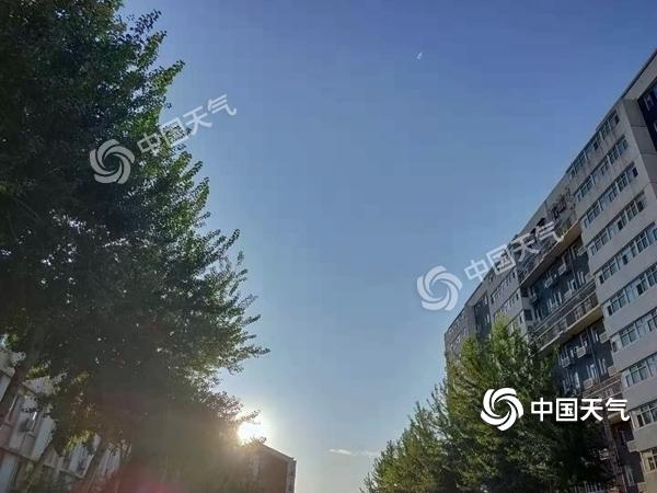 北京周末凉风送爽 天气晴朗适宜外出_网赚新闻网