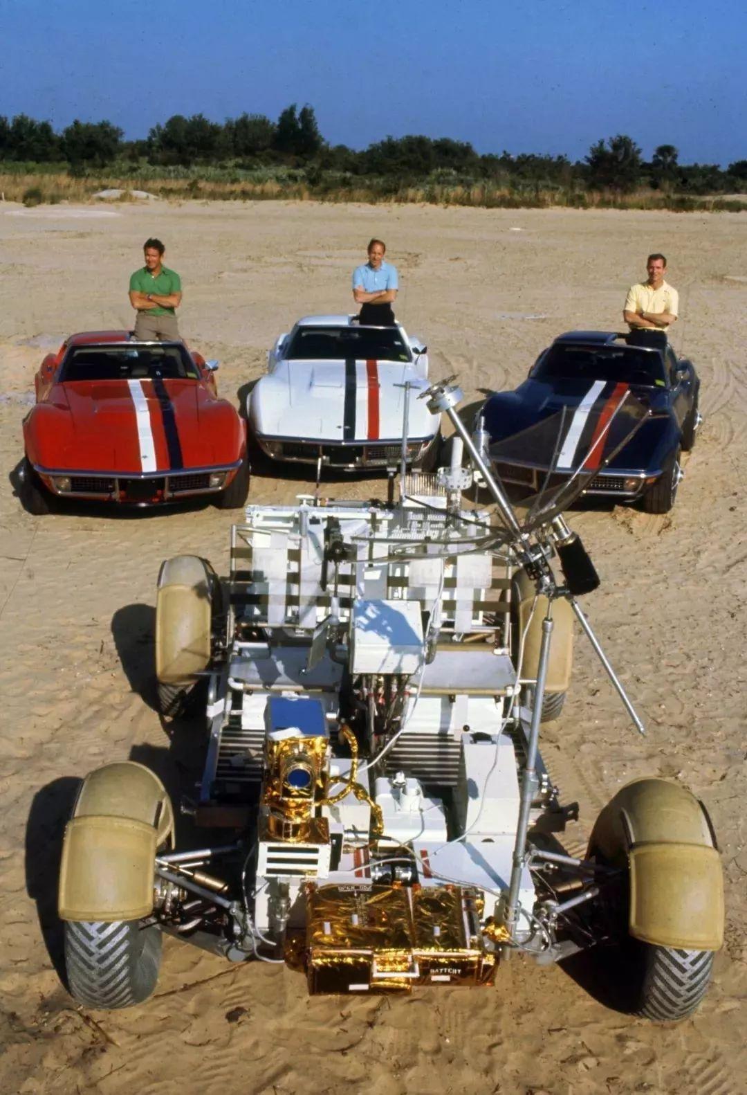 人类登月50周年,与这辆车有什么关系?