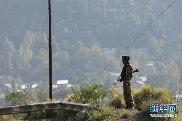 安理会讨论克什米尔局势:印巴代表均支持和平解决|巴基斯坦