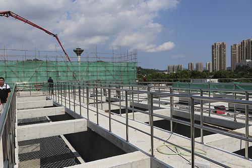 东莞凤岗:推进污水处理厂提标改造   改善水体环境