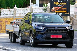 丰田最畅销的SUV要推出PHEV版本了