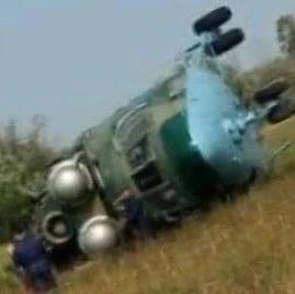 骚操作!全球最大直升机坠毁,机组无人遇难,迫降时摔成两截都没起火?