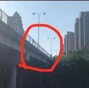 合肥一男子从政务区习友路桥坠亡!警方介入调查!
