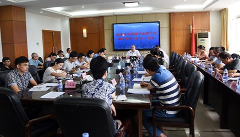 定南县全民科学素质工作领导小组(扩大)会议召开