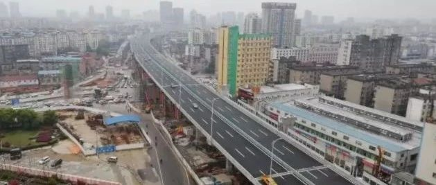 官宣:限号车辆上下南昌洪都高架匝道不予处罚