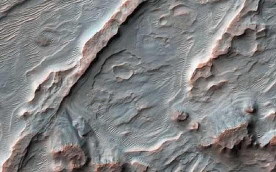 火星探测器传回神秘照片,科学家看后激动不已,原因为何?