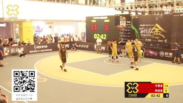 #3X3黄金联赛#长春站迎来决赛日。三人