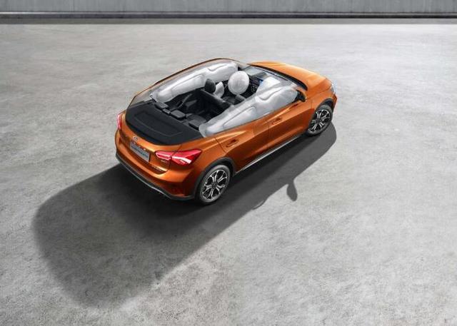 13.98万元起 城市新锐SUV——全新福特福克斯Active精彩上市