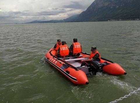 悲剧!常州水域一船员落水身亡!救援队全力搜救一昼夜...