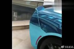 视频:国产车标的超跑,五菱宏光克尔维特跑车!