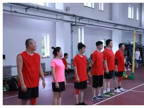 """2019第二届""""双创杯""""排球赛   福佳集团首战告捷"""