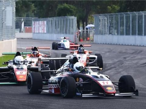 国际汽联F4中国锦标赛(秦皇岛站)赛况