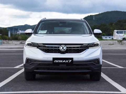 高颜值家用SUV,标配1.6T动力,带声控天窗,感应电动尾门