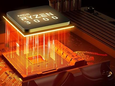 AMD锐龙3000处理器上市调查:降价10% 12核锐龙9 3900X缺货