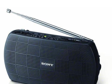 为什么德国小哥推荐日本索尼SRF-S84和SRF-18收音机?