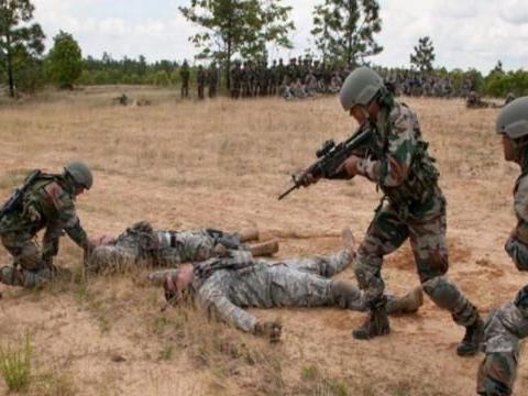 巴铁得到大国支持,射杀5名印方士兵,印方杀害3名巴军人报复