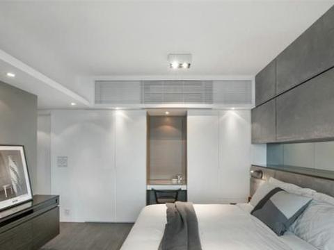 花7万元装修这套107平米的三居室,现代风格,给大家晒晒